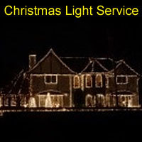 helps families out every year by providing Christmas light service ...